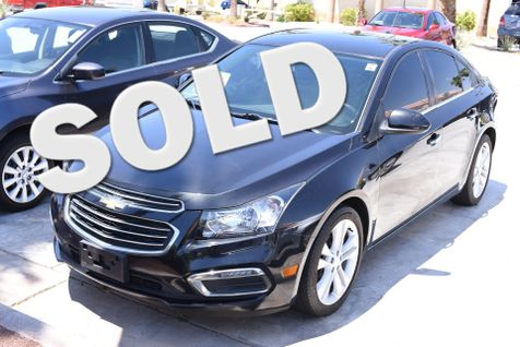 2016 Chevrolet Cruze Limited LTZ in Cathedral City