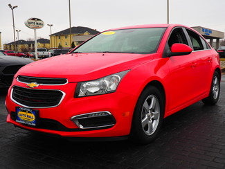 2016 Chevrolet Cruze Limited LT | Champaign, Illinois | The Auto Mall of Champaign in  Illinois