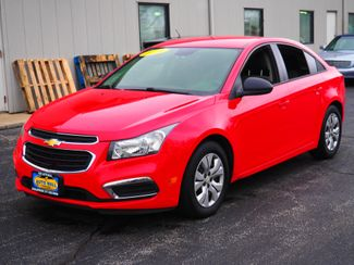 2016 Chevrolet Cruze Limited LS | Champaign, Illinois | The Auto Mall of Champaign in  Illinois