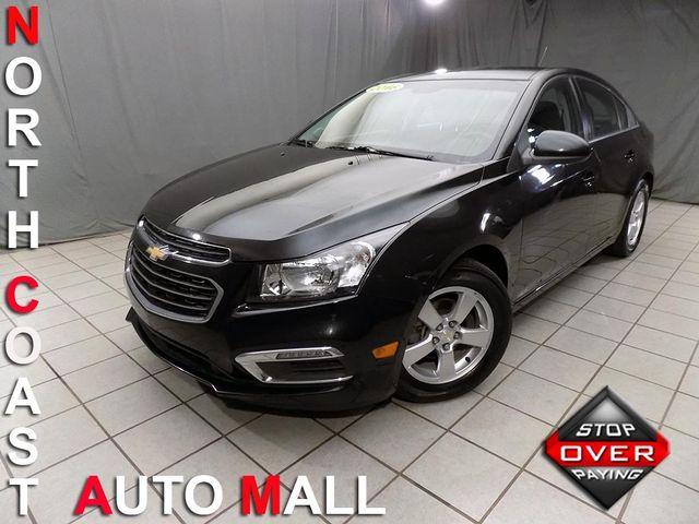 Used 2016 Chevrolet Cruze, $11693