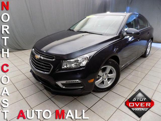 Used 2016 Chevrolet Cruze, $13293