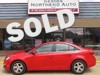 2016 Chevrolet Cruze Limited LT Clinton, Iowa