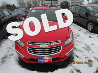 2016 Chevrolet Cruze Limited LTZ Fremont, Ohio
