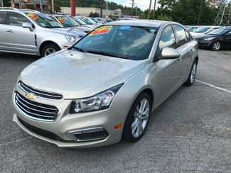 2016 Chevrolet Cruze Limited LTZ Knoxville , Tennessee 7