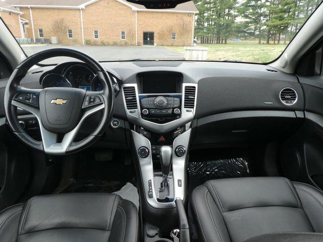2016 Chevrolet Cruze Limited LTZ Leesburg, Virginia 14