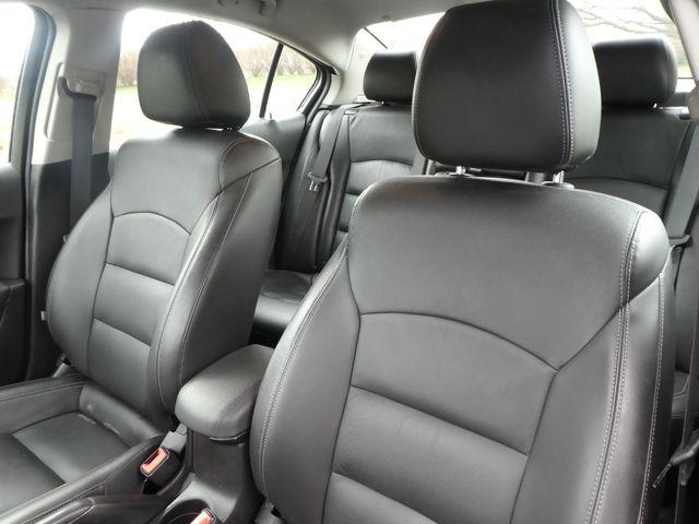 2016 Chevrolet Cruze Limited LTZ Leesburg, Virginia 8
