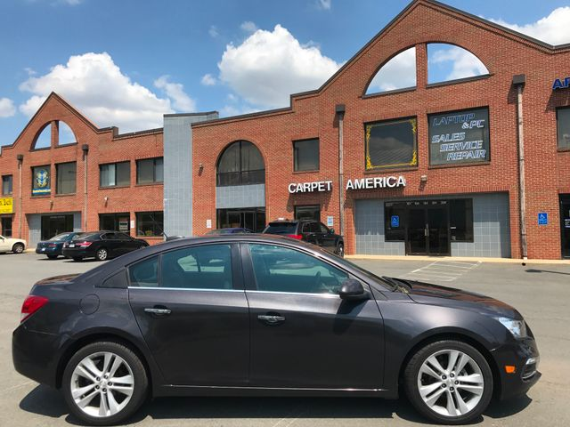 2016 Chevrolet Cruze Limited LTZ Leesburg, Virginia 4