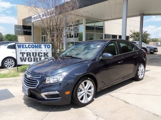 2016 Chevrolet Cruze Limited LTZ in Mesquite TX