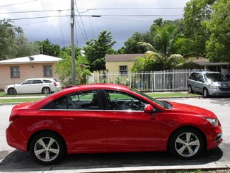2016 Chevrolet Cruze Limited LT Miami, Florida 4