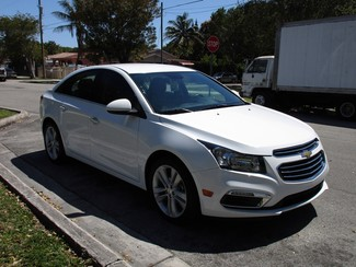 2016 Chevrolet Cruze Limited LTZ Miami, Florida 5