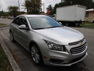 2016 Chevrolet Cruze Limited LTZ Miami, Florida 5