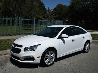 2016 Chevrolet Cruze Limited LT Miami, Florida