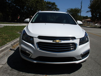 2016 Chevrolet Cruze Limited LT Miami, Florida 6