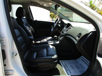 2016 Chevrolet Cruze Limited LTZ Miami, Florida 12