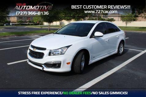 2016 Chevrolet Cruze Limited LT in Pinellas Park, Florida