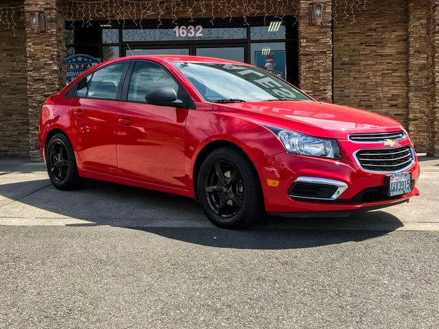 2016 Chevrolet Cruze Limited LS This vehicle is a CarFax certified one-owner used car Pre-owned v