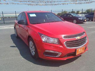 2016 Chevrolet Cruze Limited LS San Antonio, TX 3