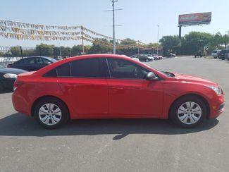 2016 Chevrolet Cruze Limited LS San Antonio, TX 4