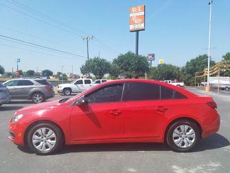 2016 Chevrolet Cruze Limited LS San Antonio, TX 8