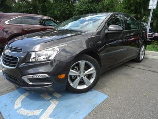 2016 Chevrolet Cruze Limited LT. LEATHER. HEATED SEATS SEFFNER, Florida 5