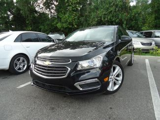 2016 Chevrolet Cruze Limited LTZ. LEATHER. CAMERA. HEATED SEATS SEFFNER, Florida