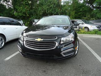 2016 Chevrolet Cruze Limited LTZ. LEATHER. CAMERA. HEATED SEATS SEFFNER, Florida 7