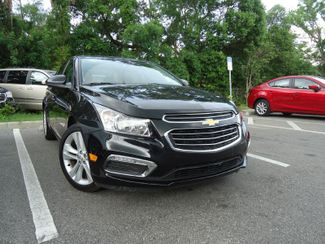 2016 Chevrolet Cruze Limited LTZ. LEATHER. CAMERA. HEATED SEATS SEFFNER, Florida 8