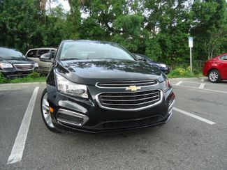 2016 Chevrolet Cruze Limited LTZ. LEATHER. CAMERA. HEATED SEATS SEFFNER, Florida 9