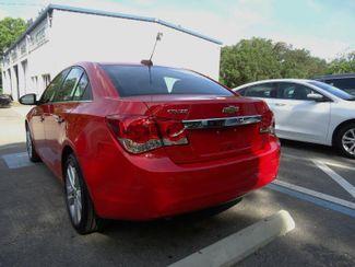 2016 Chevrolet Cruze Limited LTZ. LEATHER. CAMERA. HEATED SEATS SEFFNER, Florida 10