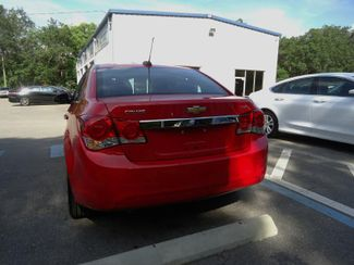2016 Chevrolet Cruze Limited LTZ. LEATHER. CAMERA. HEATED SEATS SEFFNER, Florida 11