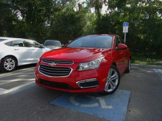 2016 Chevrolet Cruze Limited LTZ. LEATHER. CAMERA. HEATED SEATS SEFFNER, Florida 6