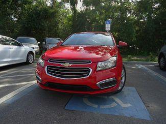 2016 Chevrolet Cruze Limited LTZ. LEATHER. CAMERA. HEATED SEATS SEFFNER, Florida 7