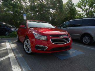 2016 Chevrolet Cruze Limited LTZ. LEATHER. CAMERA. HEATED SEATS SEFFNER, Florida 8