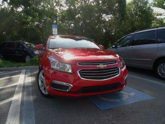 2016 Chevrolet Cruze Limited LTZ. LEATHER. CAMERA. HEATED SEATS SEFFNER, Florida 9
