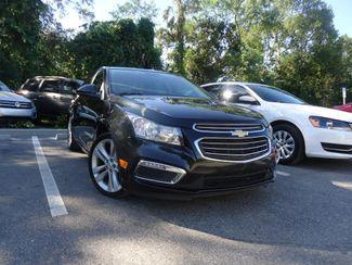 2016 Chevrolet Cruze Limited LTZ SEFFNER, Florida 6