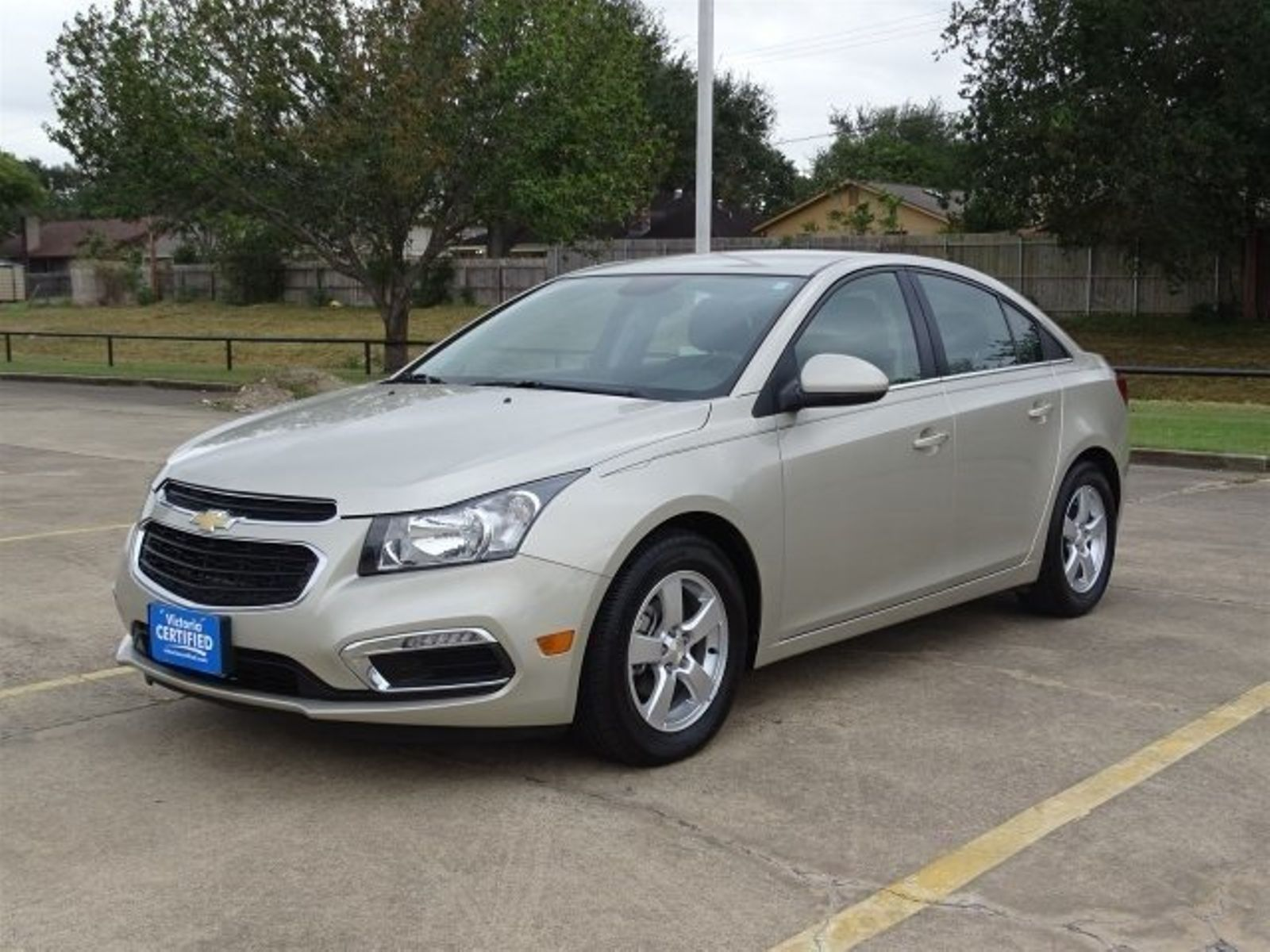 2016 chevrolet cruze limited lt texas victoria certified