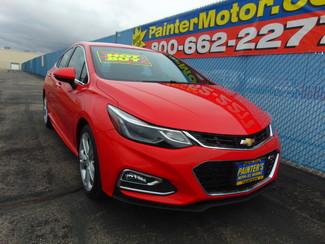 2016 Chevrolet Cruze Premier Nephi, Utah 1