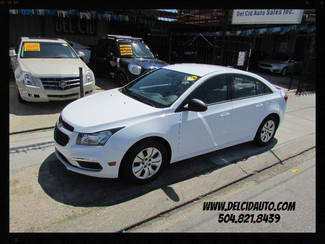 2016 Chevrolet Cruze LS, Clean CarFax Guaranteed Credit Approval! New Orleans, Louisiana
