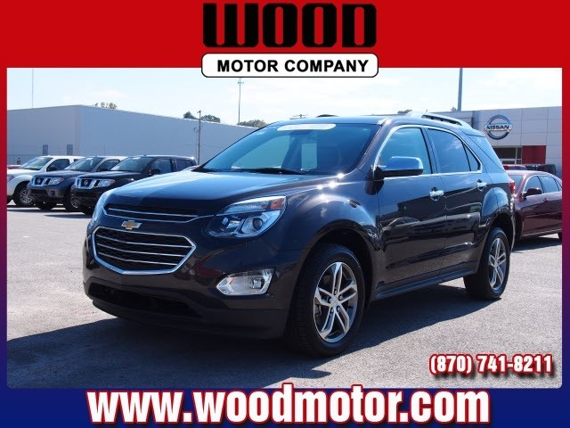 2016 Chevrolet Equinox LTZ Harrison, Arkansas 0