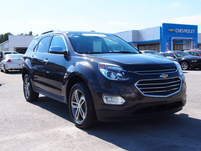 2016 Chevrolet Equinox LTZ Harrison, Arkansas 5