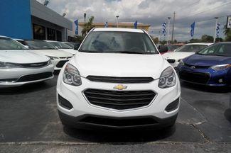 2016 Chevrolet Equinox LS Hialeah, Florida 1