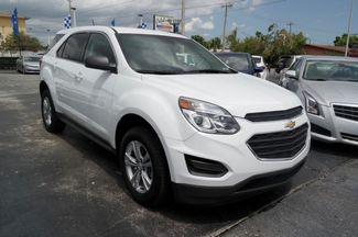 2016 Chevrolet Equinox LS Hialeah, Florida 2