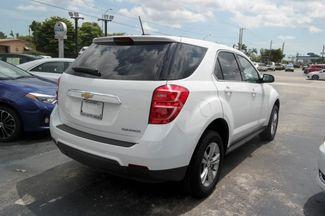 2016 Chevrolet Equinox LS Hialeah, Florida 3