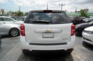 2016 Chevrolet Equinox LS Hialeah, Florida 4