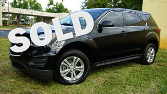 2016 Chevrolet Equinox LS in Lighthouse Point FL