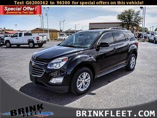 2016 Chevrolet Equinox LT | Lubbock, TX | Brink Fleet in Lubbock TX