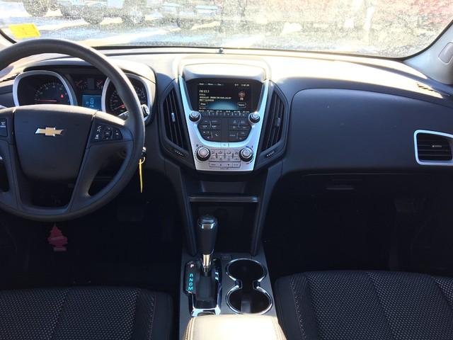 2016 Chevrolet Equinox LS AWD Ogden, Utah 8