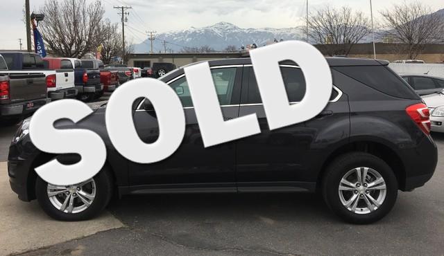 2016 Chevrolet Equinox LS AWD Ogden, Utah 0