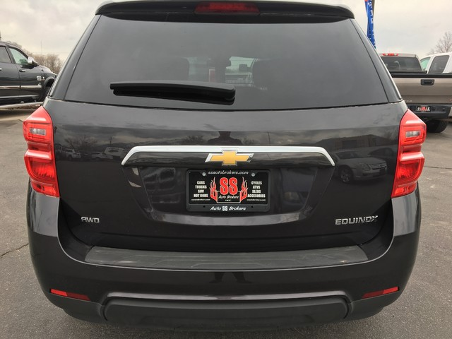 2016 Chevrolet Equinox LS AWD Ogden, Utah 1