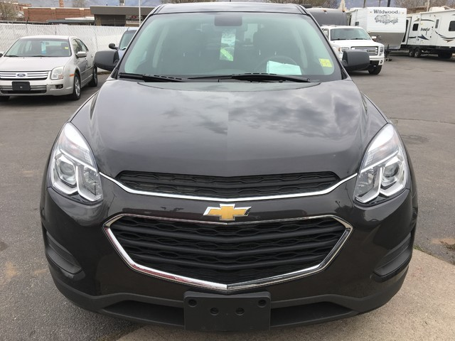 2016 Chevrolet Equinox LS AWD Ogden, Utah 3